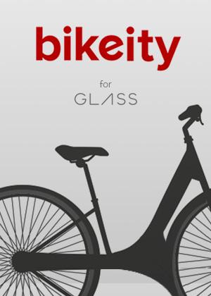 Google Glass: Bikeity